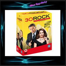 30 ROCK - COMPLETE SERIES SEASONS 1 2 3 4 5 6 & 7 *** BRAND NEW DVD BOXSET***
