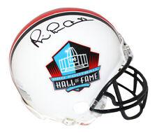 Michael Irvin Autographed Dallas Cowboys Hall Of Fame Mini Helmet JSA 26728