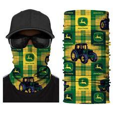 John Deere Mens Bandanas Seamless Multifunctional Headwear Balaclava Neck Gaiter