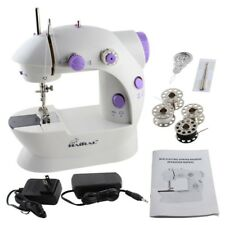 Sewing Machine Mini 2-Speed Double Thread, Double Speed, Portable Sewing Machine