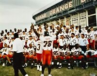 """Warren Sapp Signed Autographed 11x14 Miami Hurricanes Photo Featuring """"The Rock"""""""