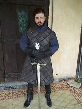Game Of Thrones Jon Snow Season 6 Stark Armor Costume
