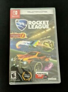 Rocket League: Collector's Edition (Nintendo Switch, 2018) New, Sealed