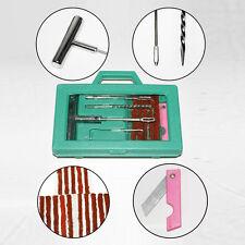 Reifen Reparatur Set Flicken Satz Pannenset Flickzeug + Koffer Pannenset PKW