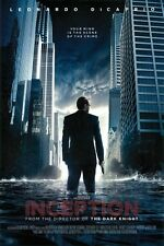 INCEPTION MOVIE POSTER Leonardo DiCaprio RARE HOT NEW 24x36 -UW0