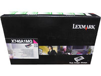 Lexmark X746A1MG Magenta Toner 7k