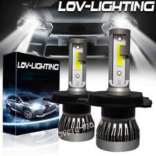 H4 HB2 9003 110W 20000LM for MINI LED Headlight Kit Hi/Lo Power Bulb 6000K White