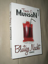 Blutige Nacht von Trevor O. Munson (2013, Taschenbuch)