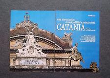 AL09 - Clipping-Ritaglio -1987- CATANIA , BREVE GUIDA DI UNA STORIA ANTICA