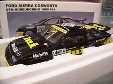 FORD SIERRA COSWORTH LUI DTM NURBURGRING 24H 1989 #44 voiture 1/18 AUTOart 88911