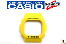 CASIO G-Shock G-5600A-9 Original Yellow BEZEL Case Cover Shell GW-M5600A-9