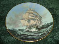 THE GREAT CLIPPER SHIPS COLLECTORS PLATE - 'THERMOPYLAE' 1981