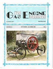 10 HP IHC Famous Engine, Calculating Horsepower, Ernest Halowell 1980 Gas Engine
