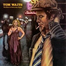 The Heart of Saturday Night by Tom Waits (CD, Jan-1989, Elektra (Label))