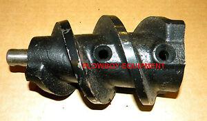 352552A1 Left LH Corn Stalk Roll Auger for Case IH 1043 1044 1054 1063 1064 1083