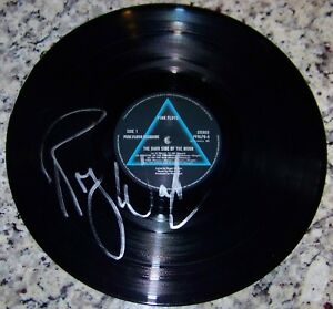 Roger Waters Signed Autographed DARK SIDE OF THE MOON Vinyl Record Album JSA LOA