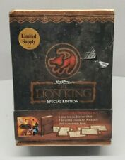 Disney: The Lion King-Limited Supply Special Edition Collector's DVD Gift Set