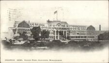 Gloucester MA Colonial Arms c1905 Used Postcard