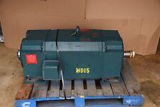 Reliance DC Motor LC3612ATZ  30HP 1750 1950 RPM 500V 49A Field 300V 3400