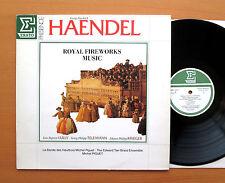 EPR 15511 Handel Royal Fireworks Music Michel Piguet 1975 ERATO Stereo EX/VG