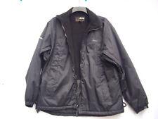 JEEP Men's Jacket Size: L , Colour Black