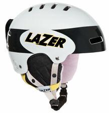 Lazer Revert Helmet Size medium (56 - 59cm) Black/White