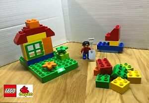 LEGO DUPLO 5931 My First Duplo Set 1.5 - 5 Years Minifigure House 100% Complete