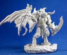 1 x DEMON BALOR - BONES REAPER figurine miniature demoniaque fire demon 77315