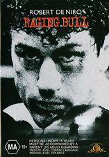 Martin Scorsese's RAGING BULL - Robert De Niro, Joe Pesci DVD Region 4