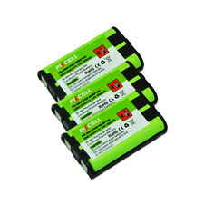 2x 800mAh Rechargeable Home Phone Battery for Panasonic HHR-P104 HHR-P104A/1B