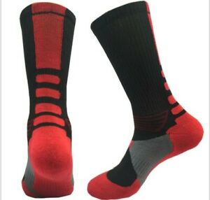 Sock men stockings sports sweat-absorbent men's long-tube basketball
