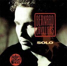 CD - BERNARD LAVILLIERS - Solo