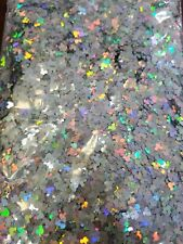 Solvent Resistant Mickey Mouse glitter shape spangle Color Nail Art Face 1tsp