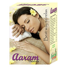 Best Natural Remedies For Insomnia Problem For Good Sleep 60 Aaram Capsules