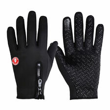 1pair Cycling Gloves Full Finger Touchscreen Gloves MTB Bike Bicycle Gloves