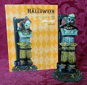Department 56 Halloween Accessory ~ Jokes Over