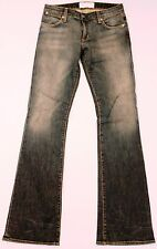 PAPER DENIM & CLOTH Designer BLUE WASHED Jeans FADE Boot Cut 27 MADE IN USA