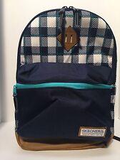 "Skechers 16"" Backpack - Navy"