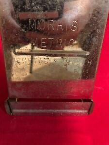 Vintage Morris Metric Vegetable Slicer