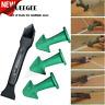 4x Caulk Nozzle Scraper Set Sealant Angle Scraper Grout Silicone Caulk Tools