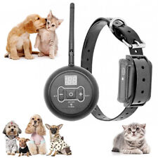 Wireless Electric Dog Fence For Dog Pet Containment System Shock Collar