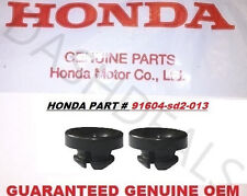 New OEM Honda Accord Civic CRV Odyssey Hood Prop Rod Pivot Grommets