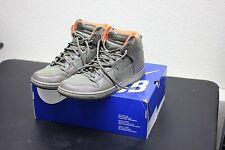 Nike Dunk High PRM SB Frank Kozik Steel Green/Olive Khak Safety 313171 328 SZ 11