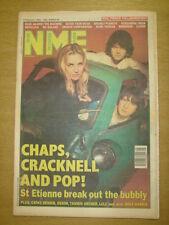 NME 1993 FEB 6 ST ETIENNE METALLICA SEVEN YEAR BITCH