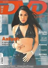 DVD Magazin Movie Magazine 11 Queen of the Damned - RIP Aaliyah - Cover