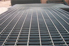 Galvanized welded wire mesh panel 1.2m*2.4m*100mm*50mm*4mm , $30/panel