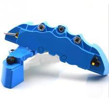 Auto Car Vehicle Wheel Brake Caliper Cover Decorative Dust Anti-UV Blue M Size