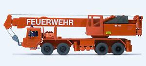 Preiser 1100 1:87 Crane Firefight Kit