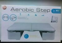 New Aerobic Step for Wii Balance Board