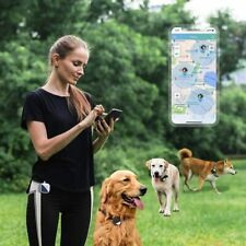 Dogs GPS Tracker No Fee Real-Time Tracking Device Anti-Lost Monitor, Smart Alert